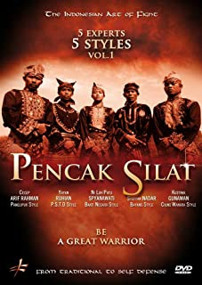 Pencak Silat 5 Experts - 5 Styles 1: Be a Great [DVD] [Import]