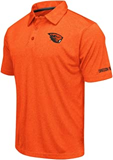 Mens Oregon State Beavers Short Sleeve Polo Shirt