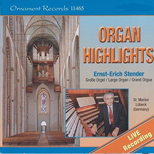 Dix Pièces pour orgue: No. 4 in B Minor, Toccata (Live 17/04/2004)