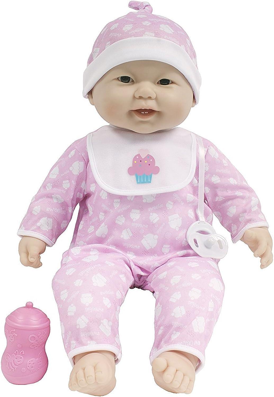 Puppen von Berenguer 35018 Lots zum Kuscheln Asian Baby Doll - 20 Zentimeter