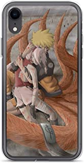 Horseshoe's Compatible with iPhone 6 Plus/6s Plus Case Tailed Beast Ninja Anime Japan Naruto Pure Clear Phone Cases Cover