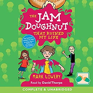 The Jam Doughnut That Ruined My Life cover art