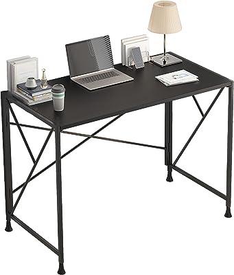 """table de bureau pliante murale Bureau solide moderne PC Table d'étude pour ordinateur portable pour ordinateurs portables pour la maison de bureau à domicile 39 """"Bureau à l'écriture pliable sans insta"""