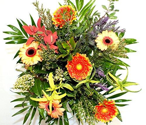 Blumenstrauß -Sommer in Frankreich - VERSANDKOSTENFREI Ø 40cm + kostenlose Glückwunschkarte Blumenversand