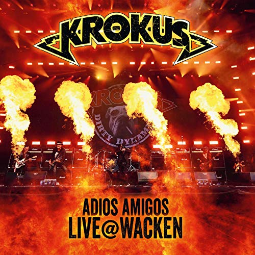 Adios Amigos Live @ Wacken