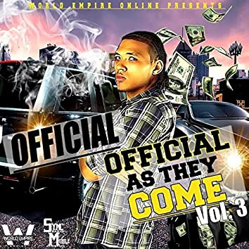 Official As They Come, Vol. 3