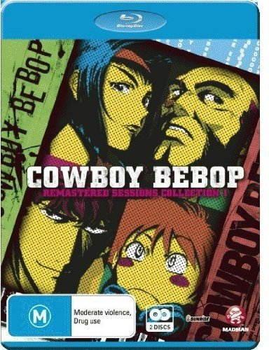 Cowboy Bebop Remastered Sessions-Collection 1 [Edizione: Australia] [USA] [Blu-ray]