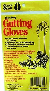 Pete Rickard 8505 Field Gutting Gloves Shoulder Length