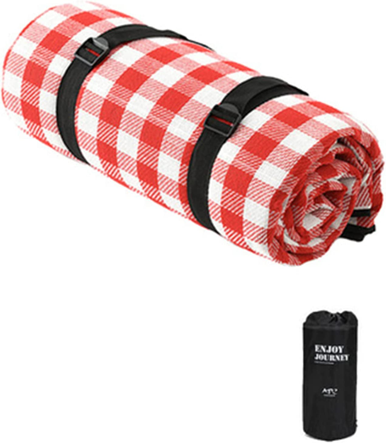 sakalaexp Extra Large Direct Max 59% OFF stock discount Picnic Outdoor Blanket Dual Layers for P