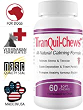 Healthy Pets Tranquil Chews for Dogs (60 Soft Chews)
