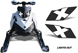 ski doo xp headlight covers
