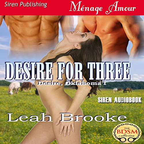 Desire for Three: Desire, Oklahoma 1 cover art