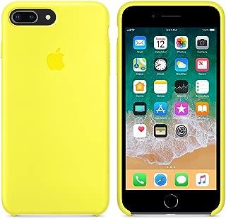 APPLE IPHONE 5S CASE CUSTODIA IPHONE 5S IN PELLE GIALLA ORIGINALE