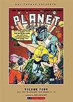 Roy Thomas Presents Planet Comics Vol. 4 HC 1848635524 Book Cover