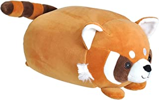 Wild Republic Red Panda Plush, Stuffed Animal, Plush Toy, Gift for Kids, Cute Pillows, 10