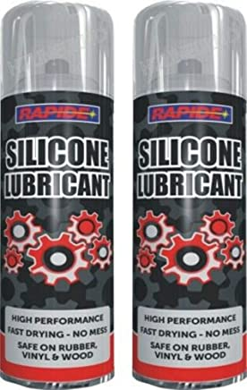 Hitline 300ML SILICONE SPRAY LUBRICANT CYCLE MOTORCYCLE CHAIN LUBE SPRAY