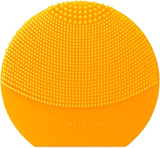 Foreo Luna Play Plus Facial Cleansing Brush Sunflower Yellow