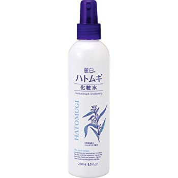 麗白 ハトムギ 化粧水ミストタイプ250ML