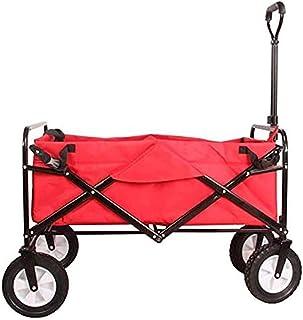 عربة تسوق يدوية قابلة للطي