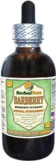 Barberry (Berberis Vulgaris) Glycerite, Organic Dried Root Bark Alcohol-Free Liquid Extract 2 oz