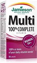 Jamieson Multi Complete Vitamin for Women 50+ 90 Caplets