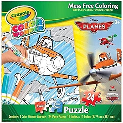 Cardinal Games Farbe Wonder Puzzle - Planes by Cardinal Games
