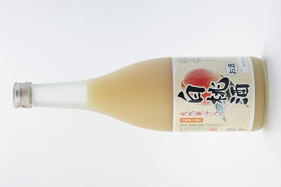パニックこだわり不適天然果汁入り 白桃酒 [ リキュール 720ml ]