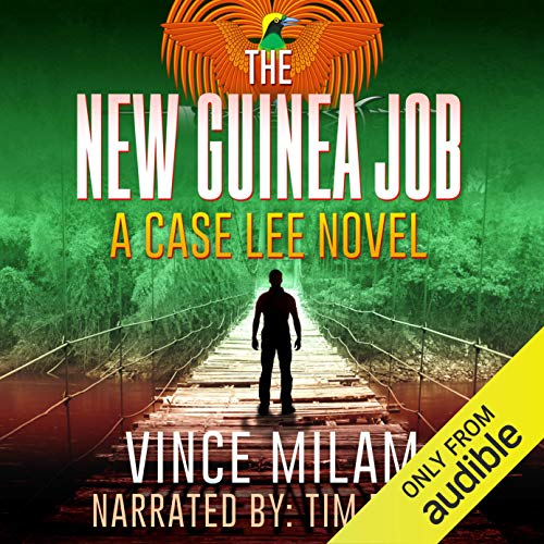 The New Guinea Job audiobook cover art