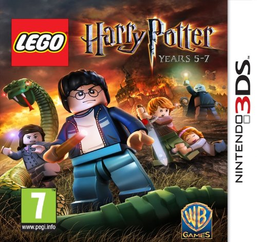 Nintendo LEGO Harry Potter: Years 5-7