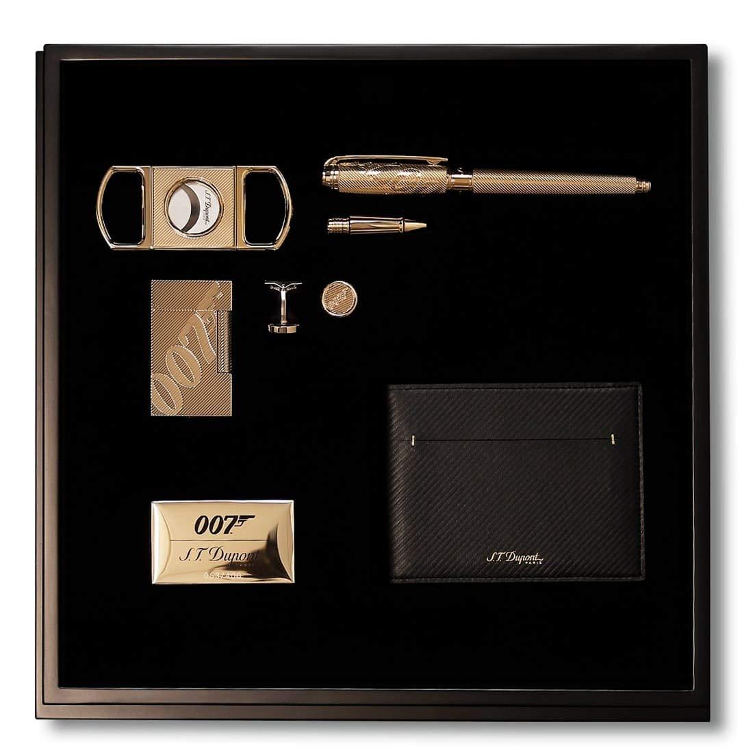 Caja de coleccionista ST Dupont James Bond 007: Amazon.es: Hogar