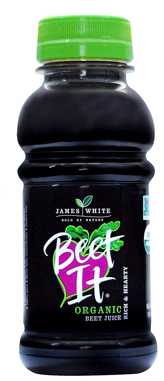 BEET IT Organic Ranking TOP1 Beet Juice 8.5 Ounce GMO-Free Popular standard Pack 100 of 12