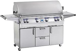Fire Magic Echelon Diamond E1060s 48-inch Propane Gas Grill With Single Side Burner - E1060s-4e1p-62