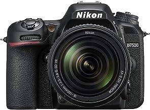 Nikon D7500 20.9MP Digital SLR Camera (Black) with AF-S DX NIKKOR 18-140mm f/3.5-5.6G ED VR Lens