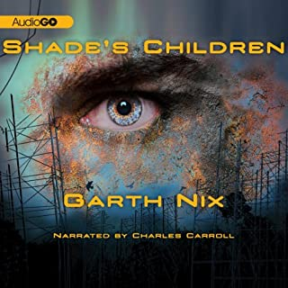 Shade's Children audiobook cover art