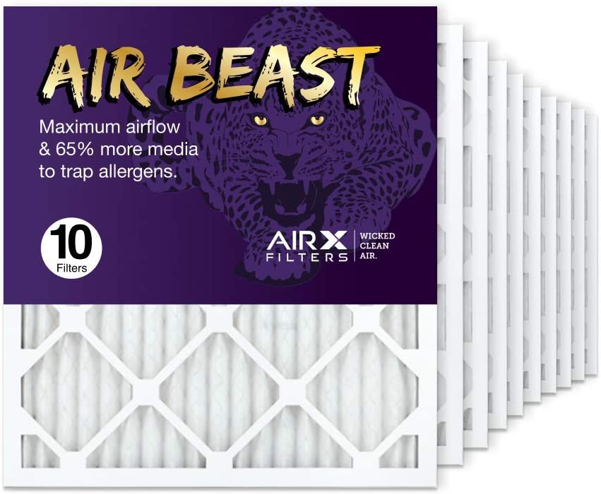 AIRx Filters 18x20x1 Air Filter Complete Free Shipping MERV 11 Ranking TOP4 Furnace HVAC AC Pleated