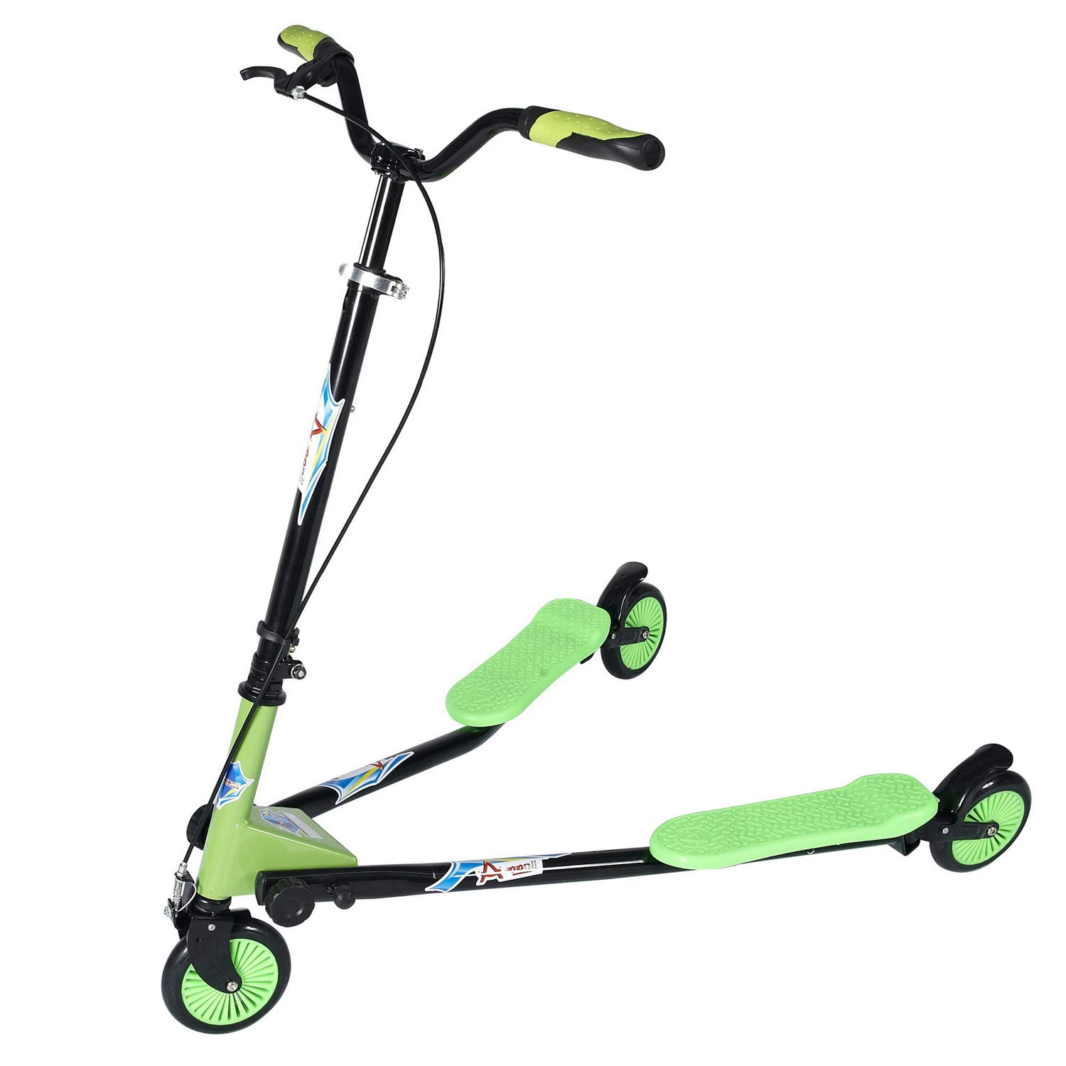AODI Scooter Speeder Foldable Kickboard