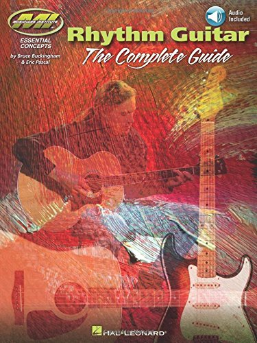 Musicians Institute: Rhythm Guitar - The Complete Guide (Essential Concepts...