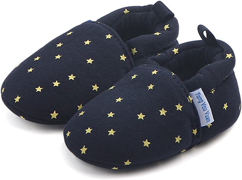 Save Beautiful Cute Cartoon Infant Unisex Baby Warm Cotton Anti Slip Soft Sole First Walkers Shoes