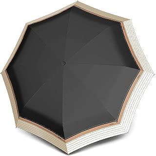 Esschert Parapluie avec ouverture automatique canne parapluie avec poignée en bois Parapluie Neuf