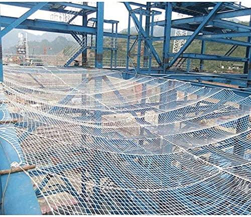 Red Anti-caída Para Edificios Al Aire Libre Red De Red De Remolque De Carga Red De Decoración De Jardín Red De Seguridad Para Niños Red De Protección De Balcón Red De Cuerda Trenz(Size:4×8M(13×26ft))