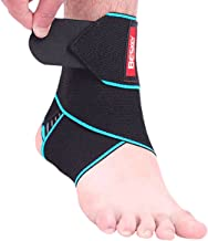 Beskey Ankle Support Adjustable Ankle Brace Breathable Nylon