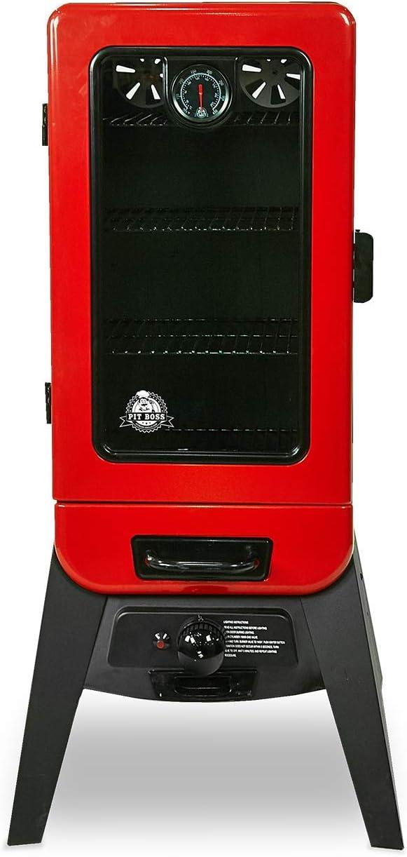 PIT BOSS 77435 Vertical Lp Gas Smoker - Best Vertical Smoker