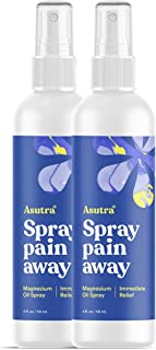 Best magnesium oil for aches and pains Reviews