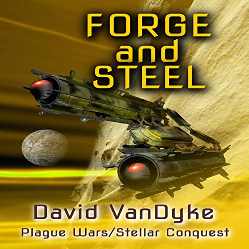 Forge and Steel audiobook cover art
