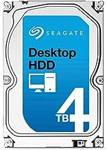 Seagate SATA 6Gb/s 3.5-Inch 4TB Desktop HDD (ST4000DM000)