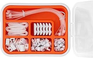 IKEA - Juego de gestión de cables (114 piezas)
