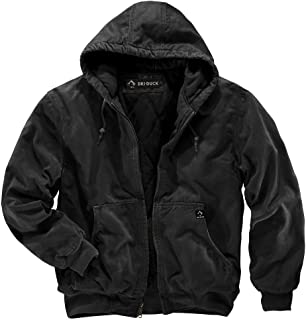 Best dri duck men's 5020 cheyenne hooded work jacket Reviews