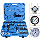Toolsempire 28 pcs Set Universal Radiator Pressure Tester and Vacuum...