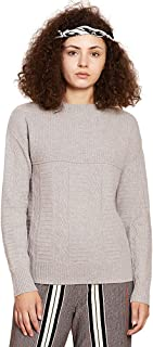 Daily Women's 100% Merino Wool Mock Neck Sweater