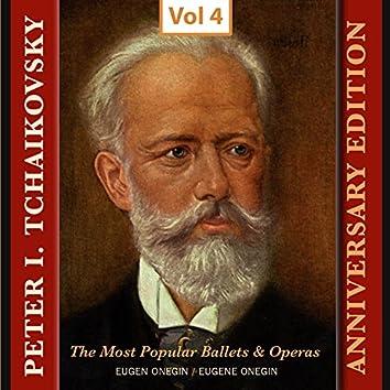 Peter I. Tchaikovsky - Annyversary Edition, Vol. 4